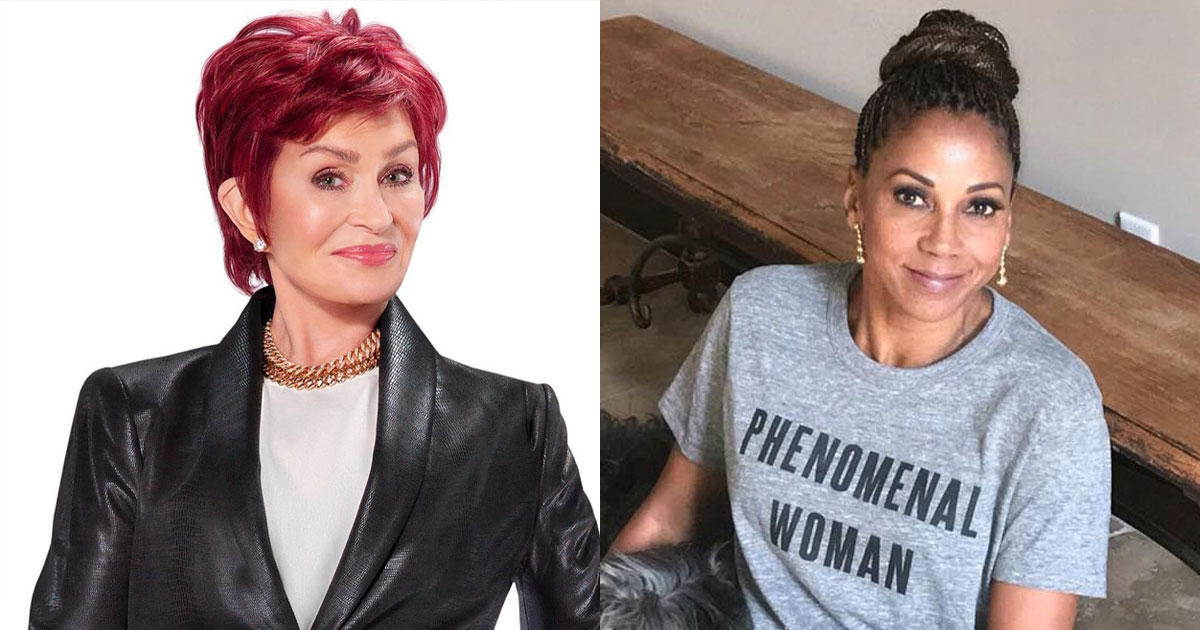 Sharon Osbourne Under Attack From Another Former The Talk Co-Host
