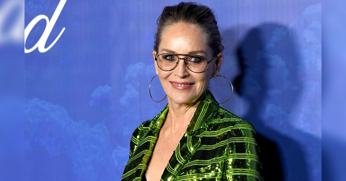 Sharon Stone Didn't Consent To Breast Enhancement