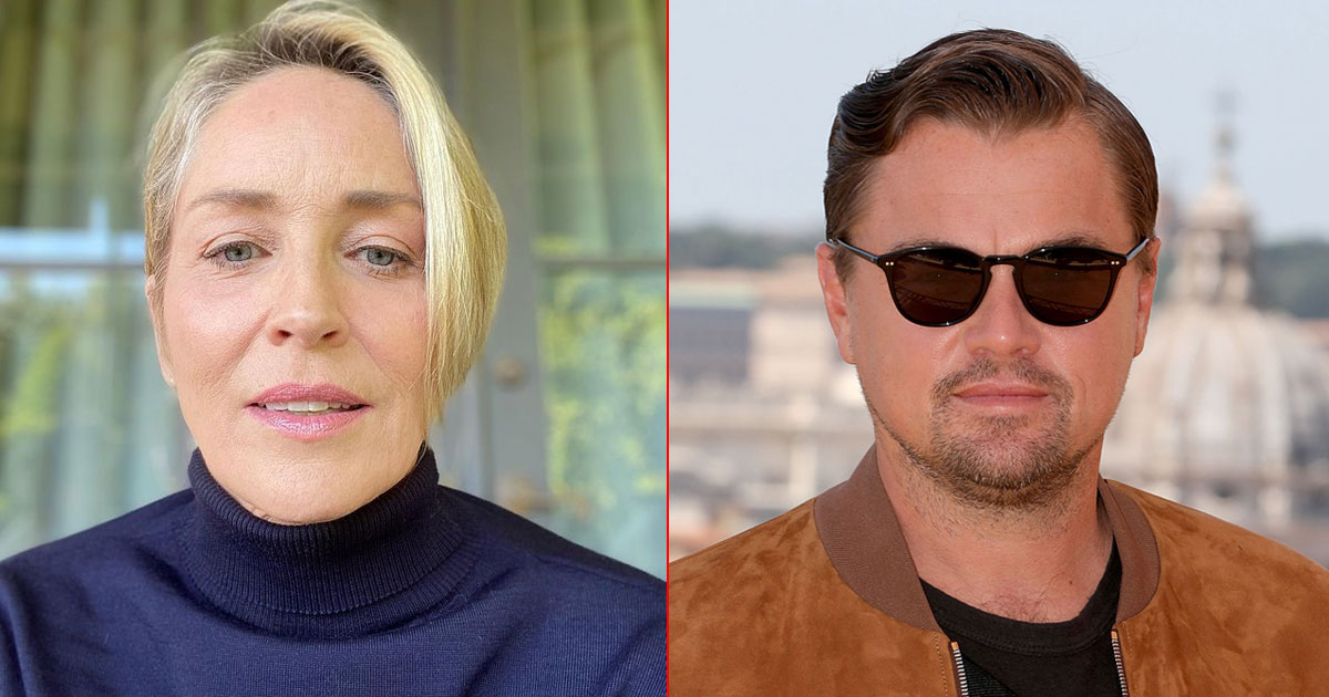 Sharon Stone Opens Up On Working With Leonardo DiCaprio In 'The Quick And The Dead'
