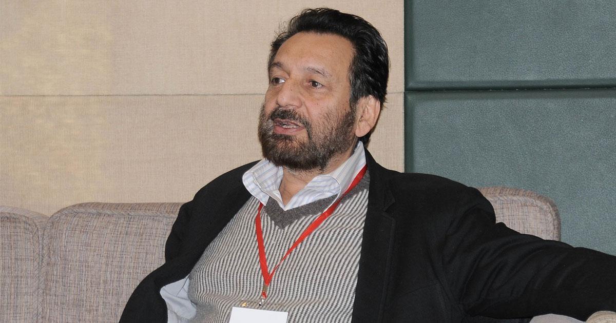 Shekhar Kapur has solution for Suez Canal stranded ship issue