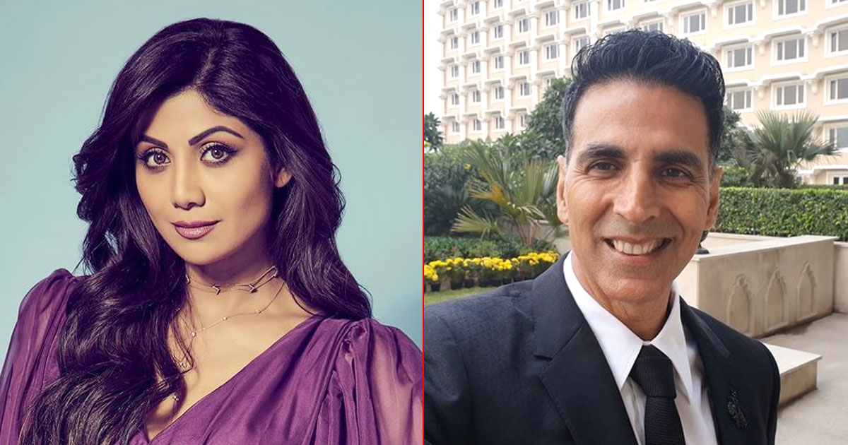 Shilpa Shetty Had Openly Blames Akshay Kumar Of Cheating & Using Her