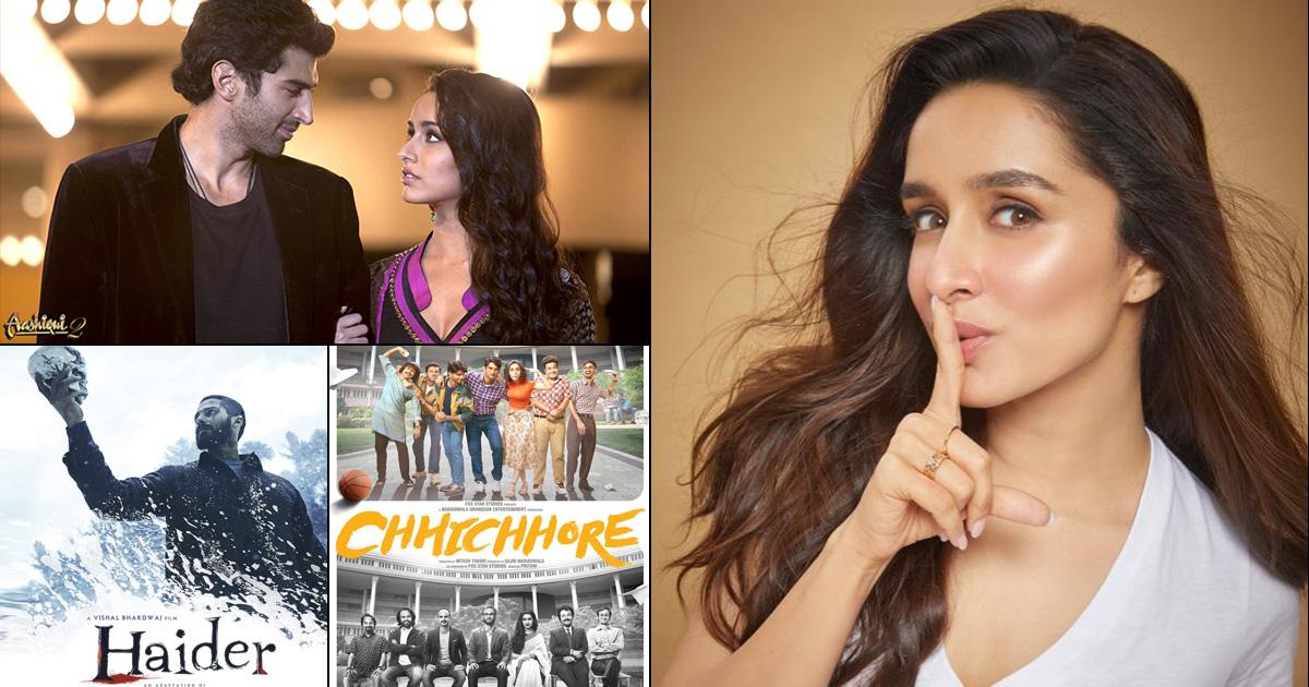Shraddha Kapoor Success Ratio At The Box Office