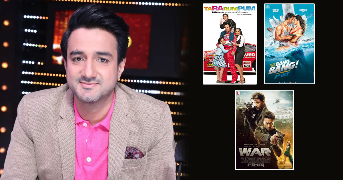 Siddharth Anand At The Box Office