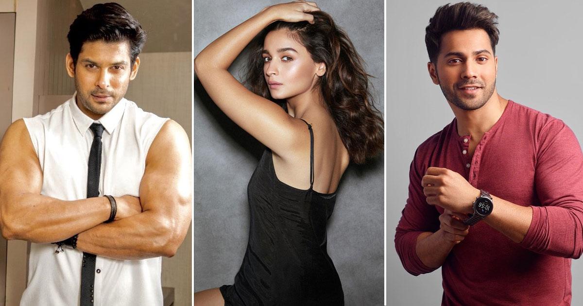 Sidharth Shukla Roped In For Alia Bhatt, Varun Dhawan's Next?