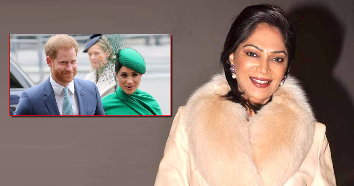 Simi Garewal Post Calling Meghan Markle 'Evil', Launches Another Attack, Check Out