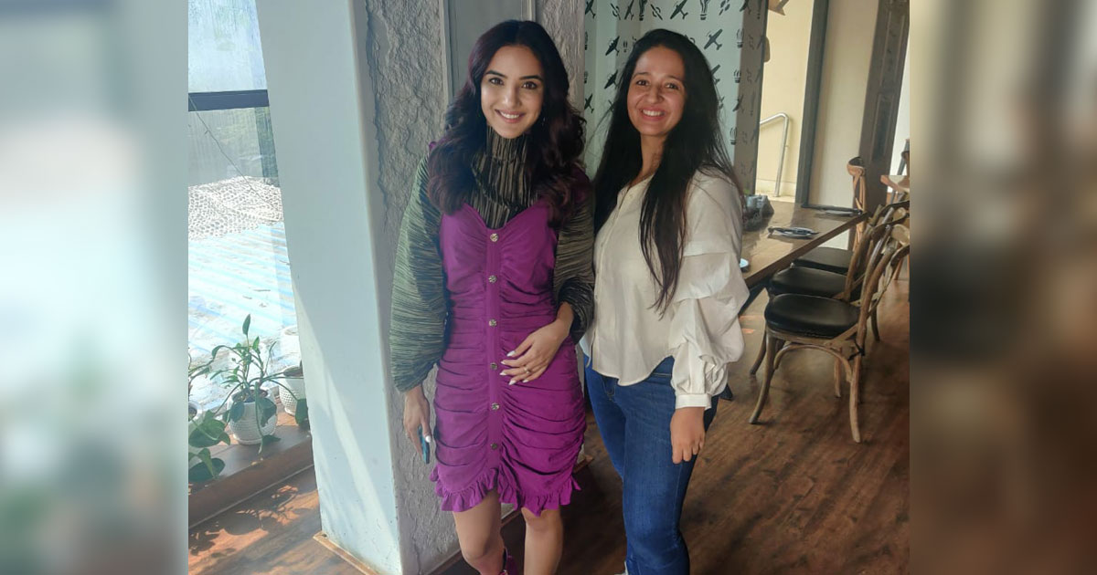 Simrat Bohra Styles Big Boss Contestant Jasmin Bhasin And Here's What She Has To Say!
