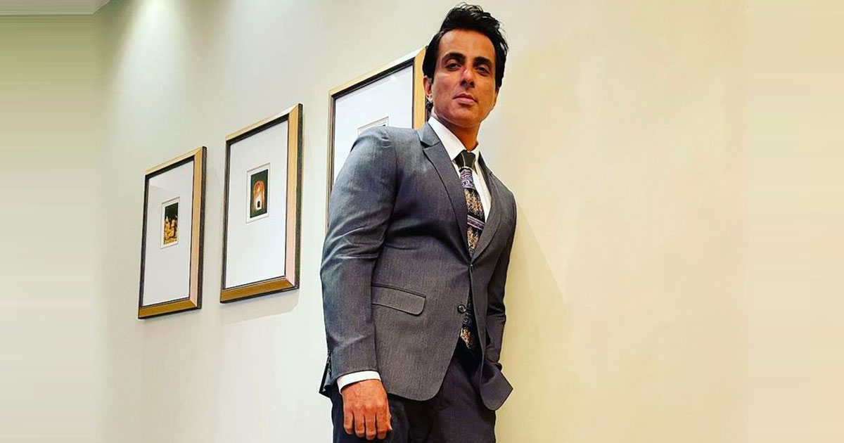 Sonu Sood To Launch India's Biggest Blood Bank App & Now He Will Always Be There For You!
