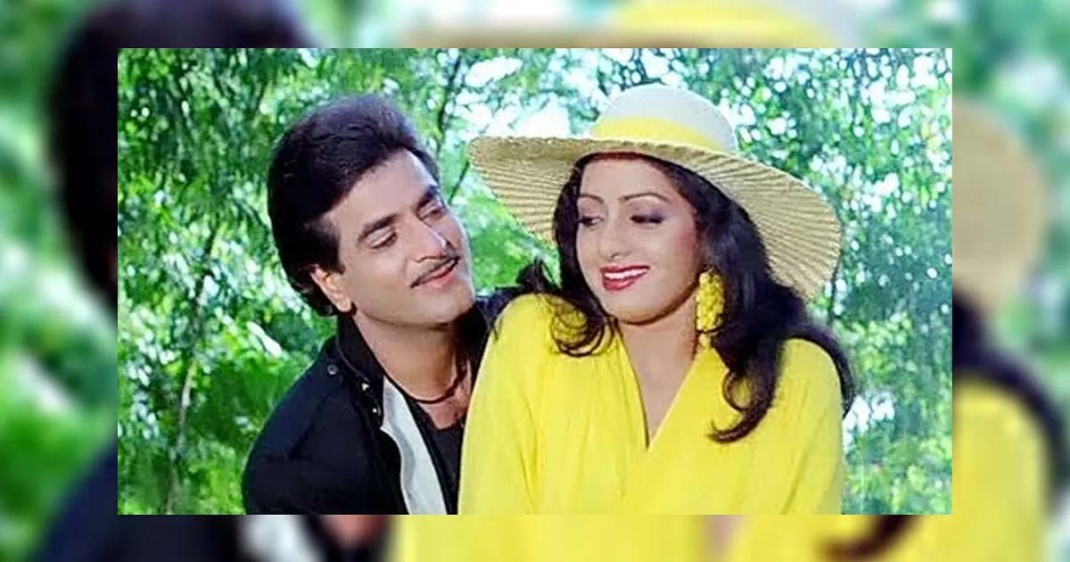 Here's How Sridevi Reacted On Rumours Of Her Staying In The Same Hotel Room As Jeetendra