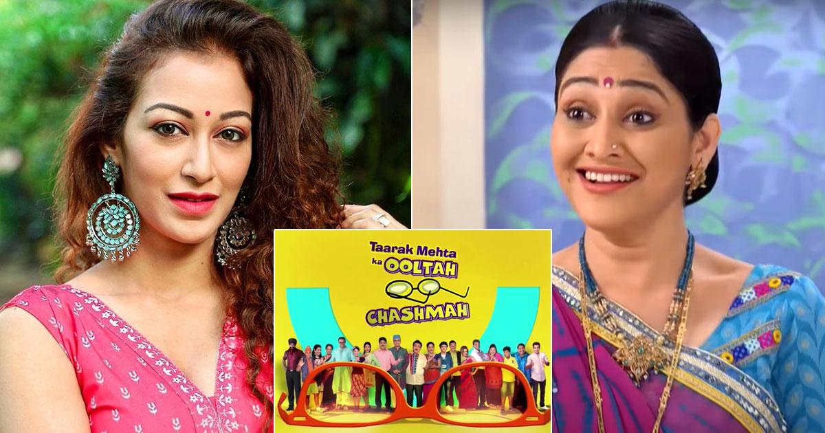 Sunayana Fozdar On Disha Vakani's Return On Taarak Mehta Ka Ooltah Chashmah