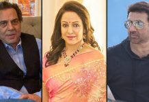 Sunny Deol Reportedly Fought With Hema Malini For Taking Away Their Dad Dharmendra From Them
