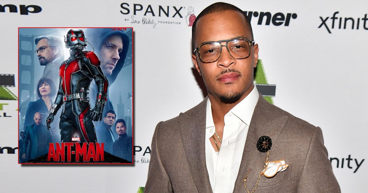 Ant-Man 3 To Not Have Rapper T.I. Amid The Se*ual Abuse Allegations By Multiple Women, Read On