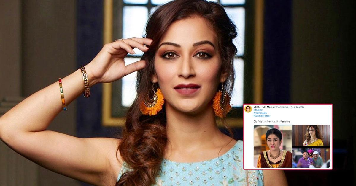 Taarak Mehta Ka Ooltah Chashmah Actress Sunayana Fozdar Doesn't Mind If People Laugh At Her