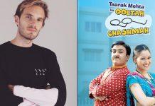 Taarak Mehta Ka Ooltah Chashmah Beats PewDiePie With Over 45 Billion Views