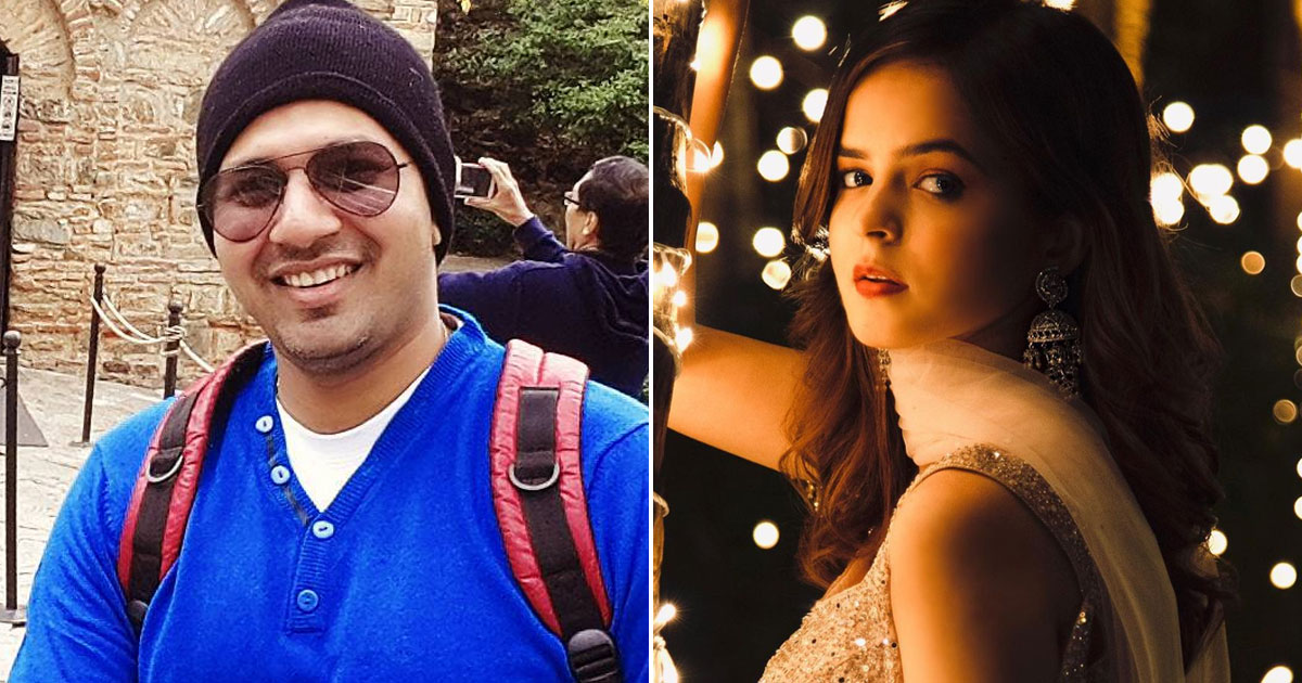 Taarak Mehta Ka Ooltah Chashmah Fame Palak Sidhwani Is Malav Rajda's Pretty Girl