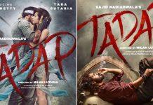 Tadap Ft. Ahan Shetty & Tara Sutaria On How's The Hype