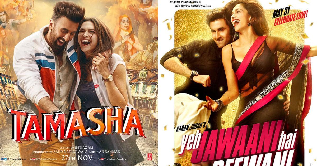 Tamasha & Yeh Jawaani Hai Deewani Have More Similarities Than We Know