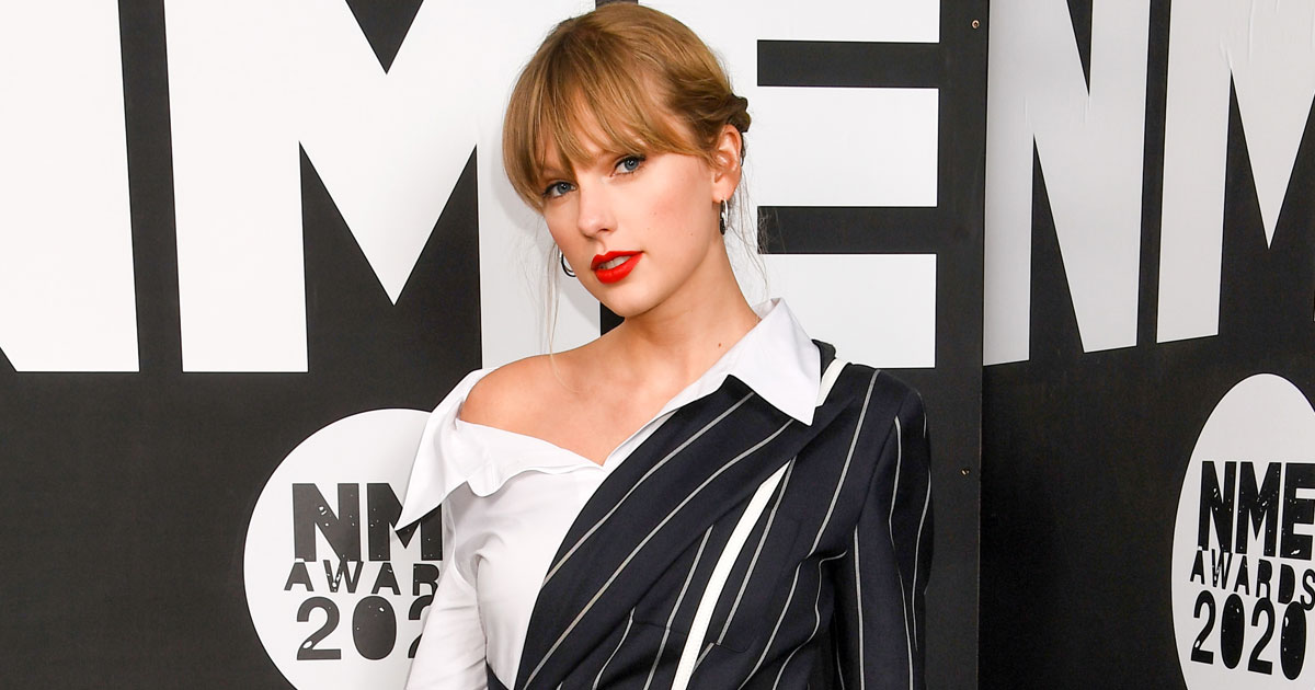 Taylor Swift, Mom Donate $50,000 To Covid-Affected Family
