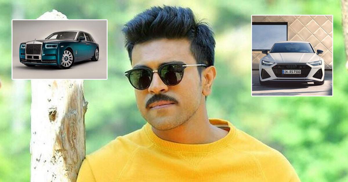 Telugu Star Ram Charan Has Some Pretty Fast Wheels In His Garage That Cost Crores Of Rupees