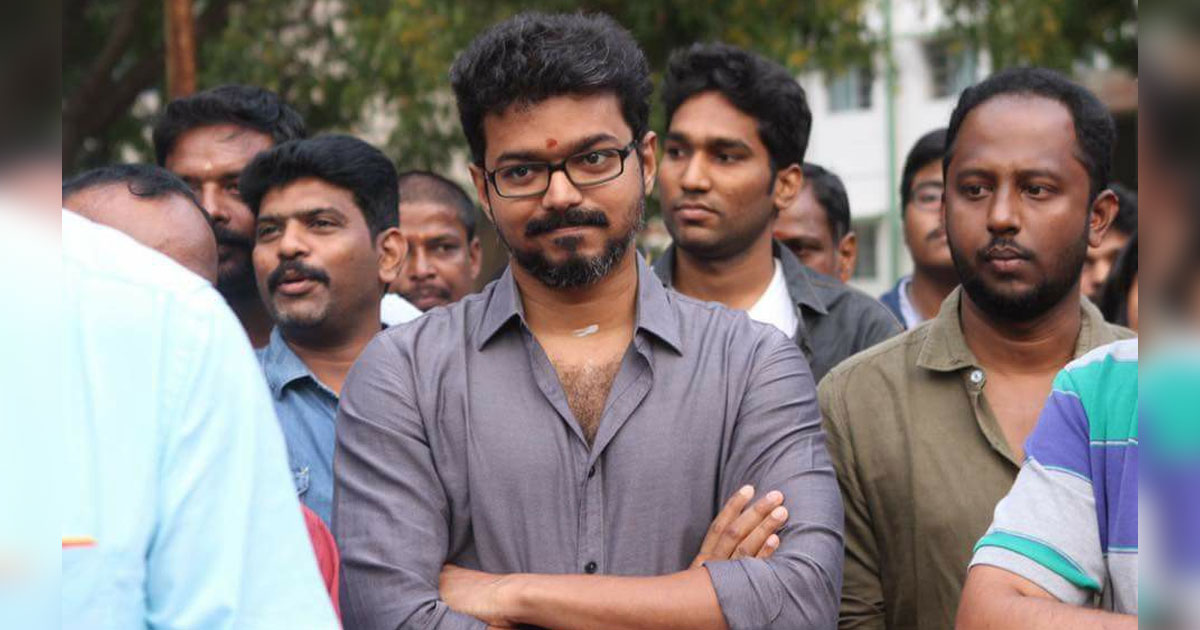 Thalapathy Vijay To Play A Con Man In His Thalapathy 65?