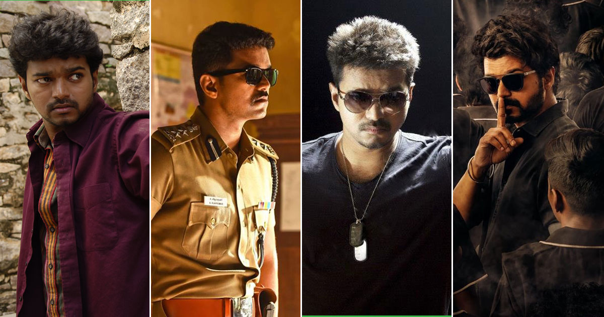 Thalapathy Vijay's Action Is Sure To Kick Away Any Blues You Have Tomorrow!