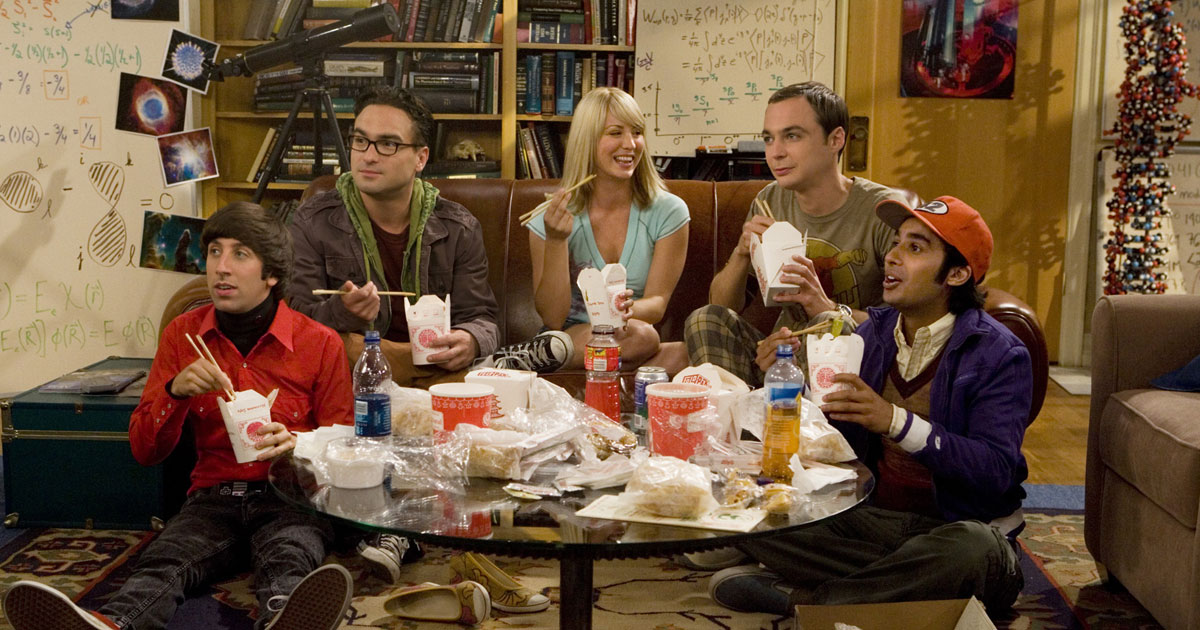 The Big Bang Theory Aired On The US TV From 2007 To 2019
