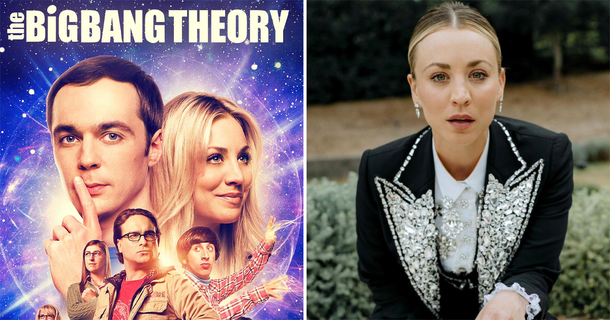 Kaley Cuoco Played The Character Of Penny In The Big Bang Theory For 12 Years