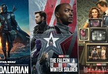 The Falcon And The Winter Soldier Has Garnered Huge Eye-Balls Over The Weekend