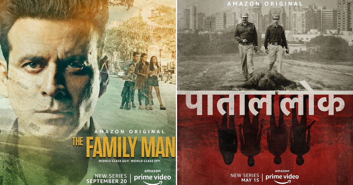 Amazon Prime Video To Cancel The Family Man & Paatal Lok's Upcoming Seasons?