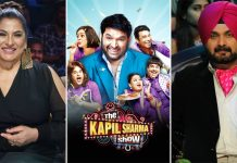 The Kapil Sharma Show: When Archana Puran Singh Said She's Only On Navjot Singh Sidhu' Throne For Few Days But Is Still Glued To It