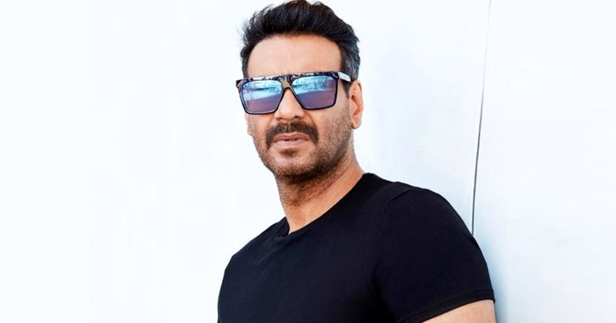 The Man Blocked Ajay Devgn's Car Outside Film City & Asked Him About His Stand On Farmers' Protests
