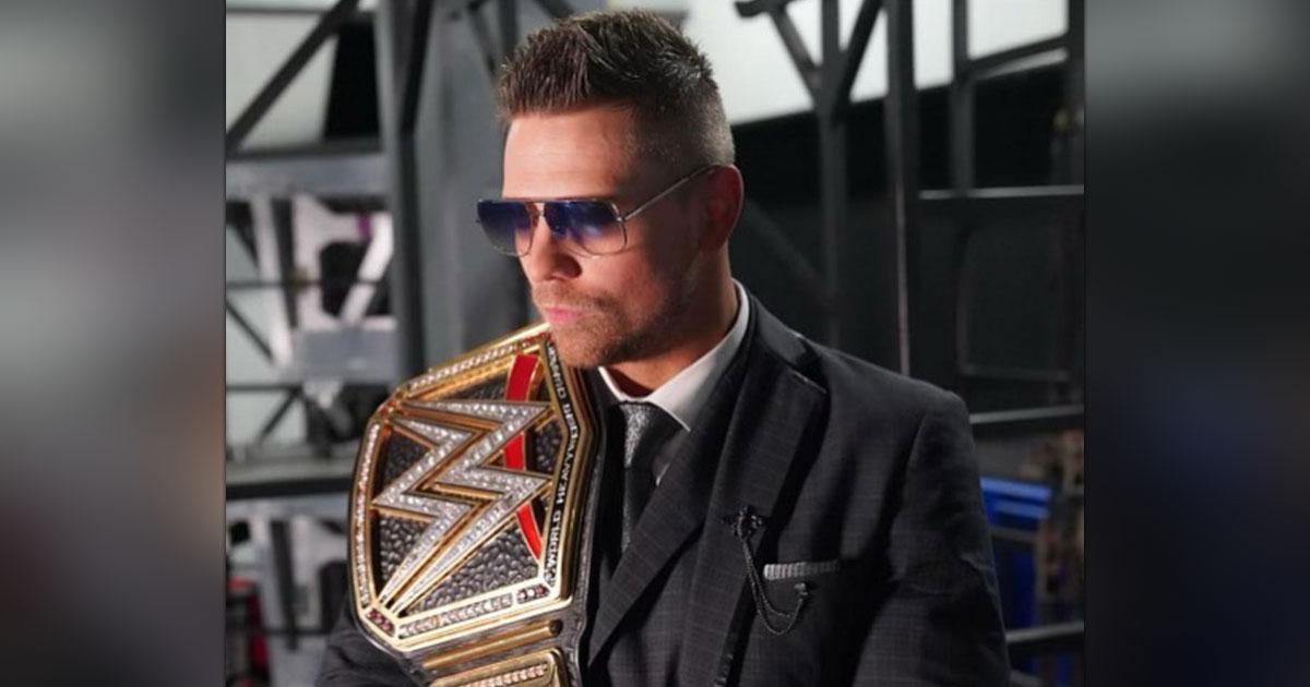The Miz Had No Idea Of Becoming WWE Champ