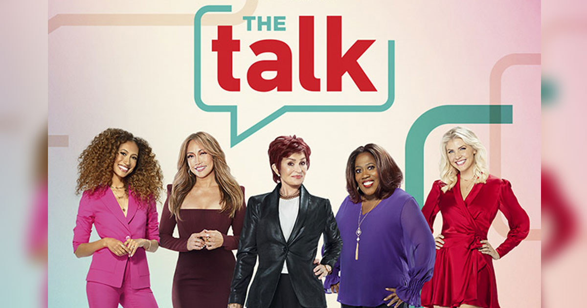 THE TALK HIATUS EXTENDED AS TV BOSSES CONTINUE TO INVESTIGATE RACE ROW