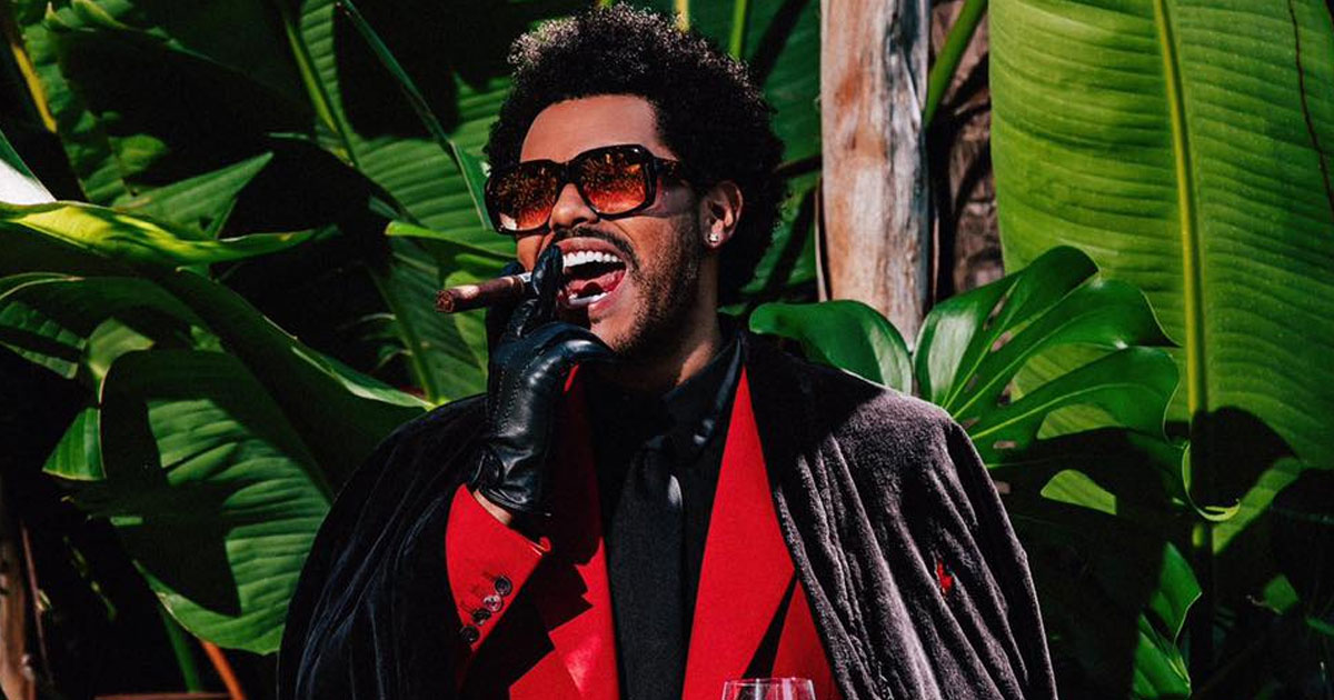 The Weeknd Bags Six Nominations At June Awards 2021 In Multiple Categories