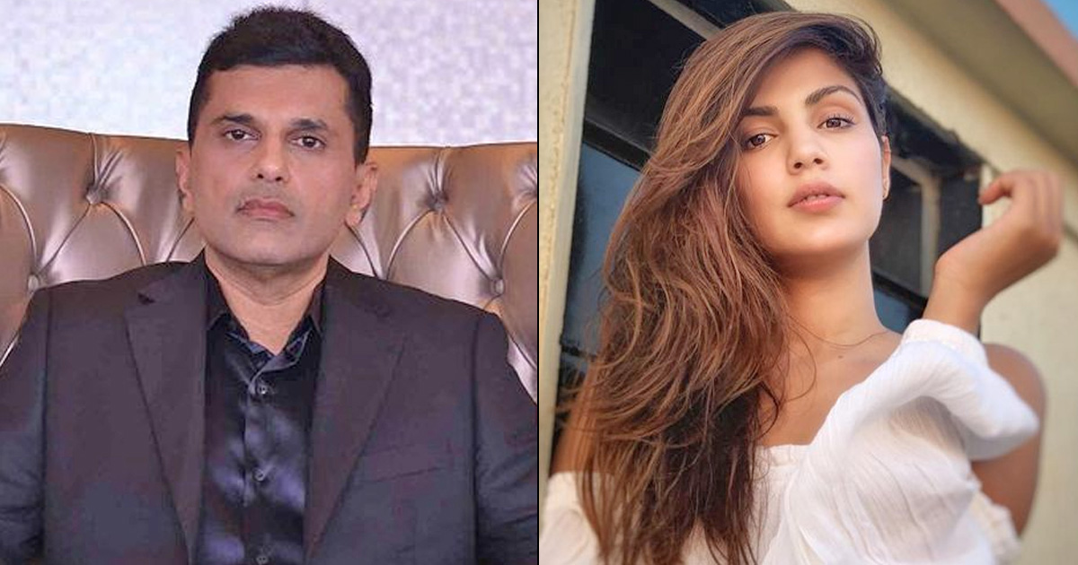 """Anand Pandit Finally Breaks His Silence On Rhea Chakraborty's Presence In Chehre: """"There Was No Question..."""""""