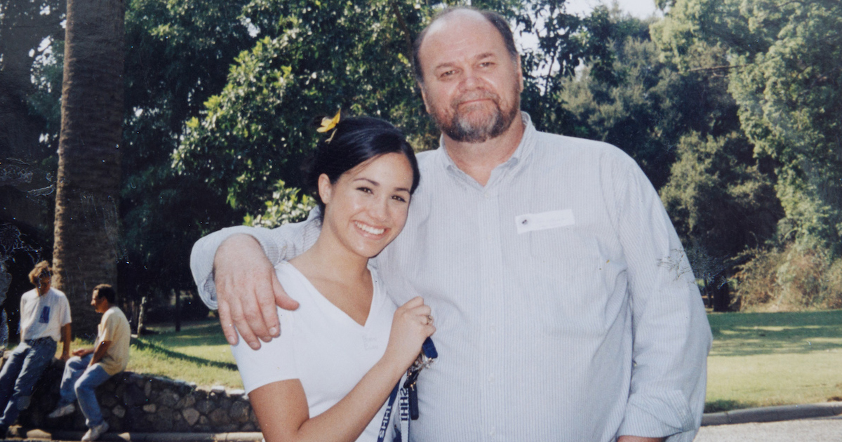 THOMAS MARKLE: 'I'VE NEVER STOPPED LOVING MEGHAN'