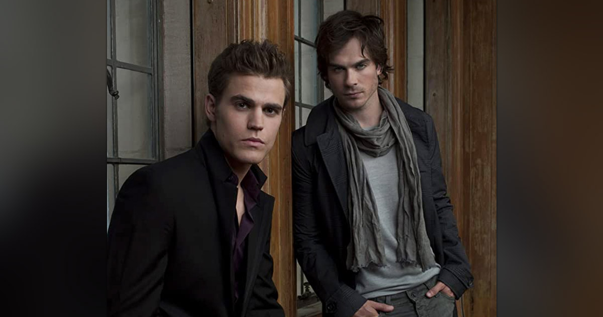 Throwback: The Vampire Diaries' Producer Julie Plec Reveals Paul Wesley Aka Stefan Salvatore First Read Lines For Damon