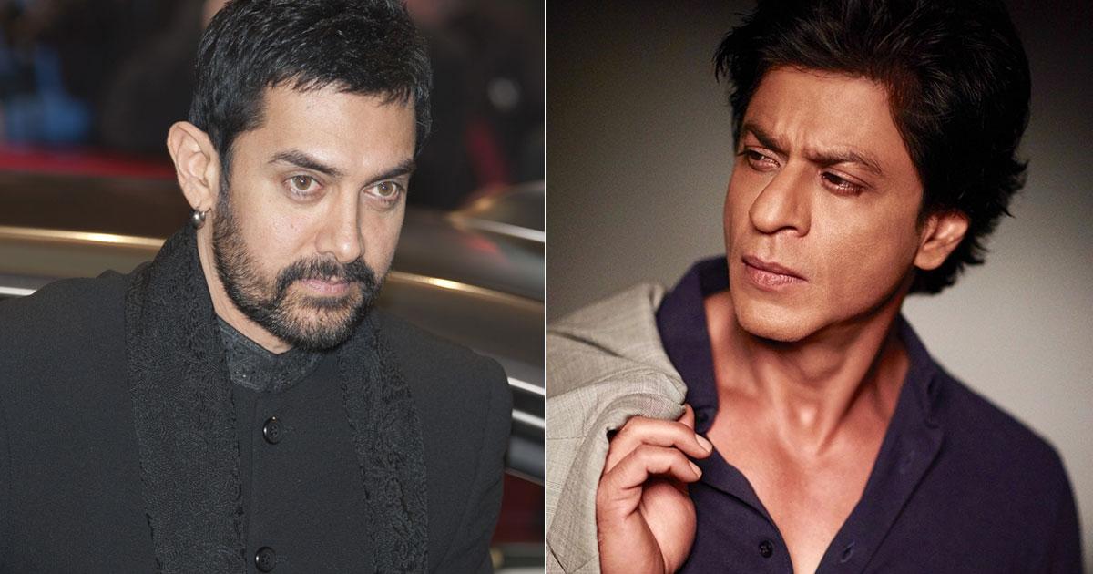 Throwback To Diwali 2017 When A Magician Left Aamir Khan & Shah Rukh Khan Astonished!