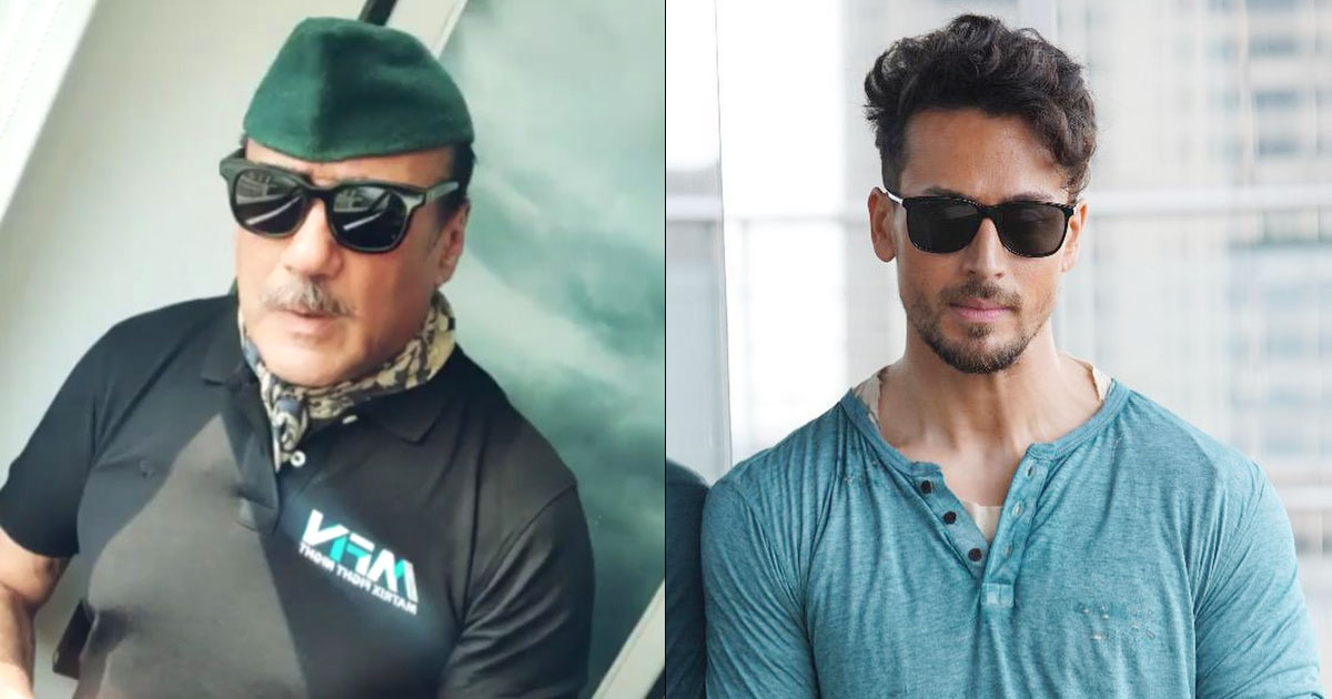 Tiger Shroff's Aim In Life Involves His Father Jackie Shroff & It's Every Son's Dream, Read On