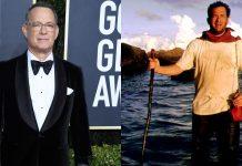 Tom Hanks Transformation For Cast Away