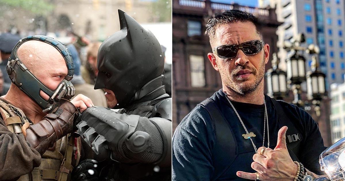 Tom Hardy On Fighting Batman In The Dark Knight Rises