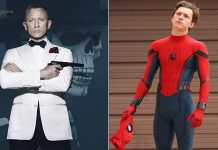 """Tom Holland Gets Question About Playing James Bond, Says """"We'll Have To Wait & See"""""""