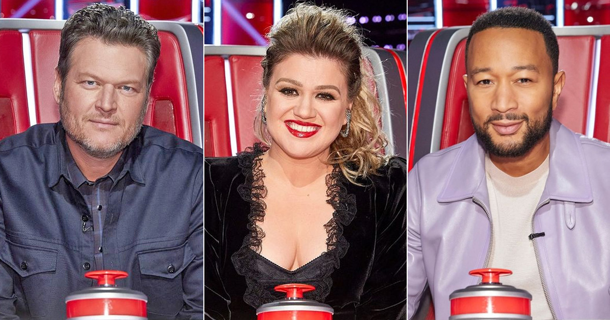 TV Ratings: It's Been A Merry Monday For 'The Voice' Season 20, Read On