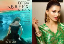 Urvashi Rautela on trying to recreate Madhubala's magic in new music video