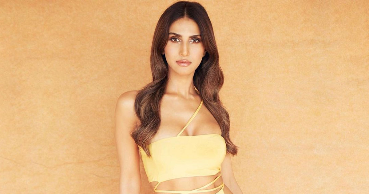 Vaani Kapoor sets temperatures soaring in new picture