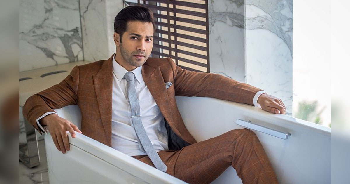 Varun Dhawan Is All To Play A Physically Disabled Cop In Sanki?