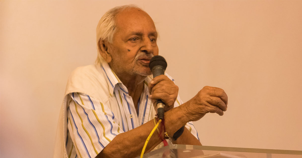 Veteran Writer Sagar Sarhadi Passes Away At 88 Following Age-Related Ailments