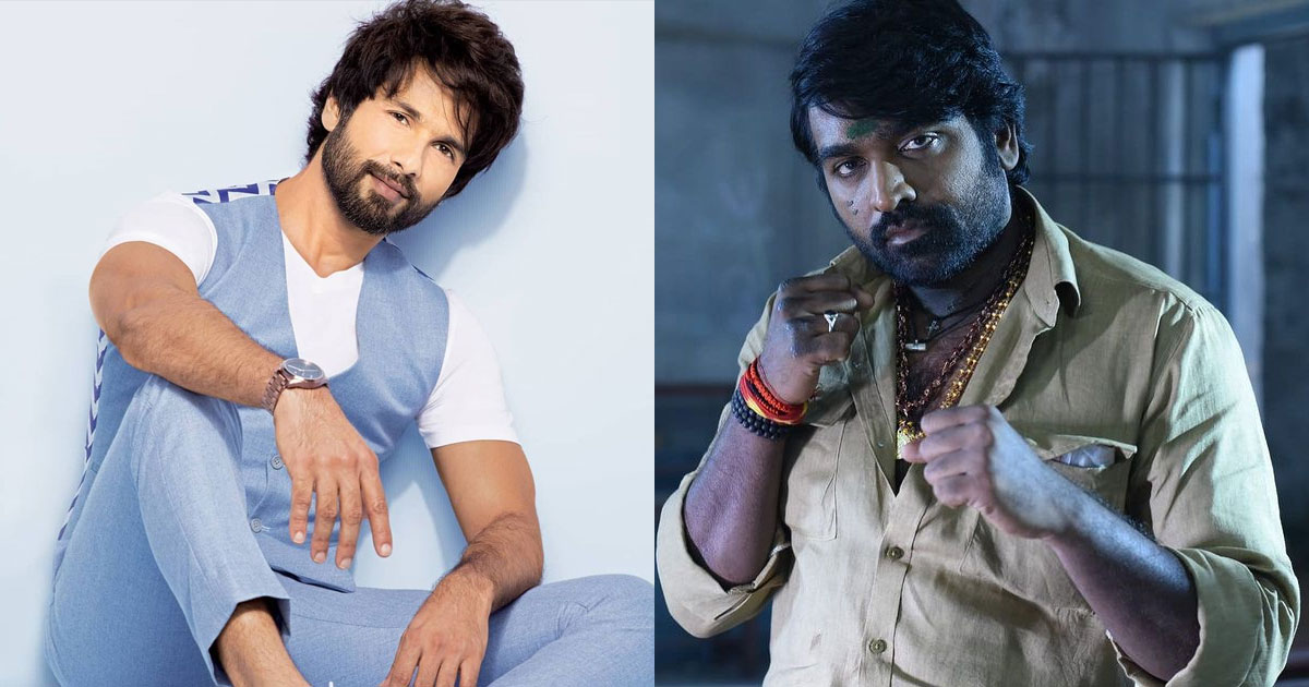 Vijay Sethupathi & Shahid Kapoor To Have Equal Roles In The Upcoming Amazon Prime Web Show?