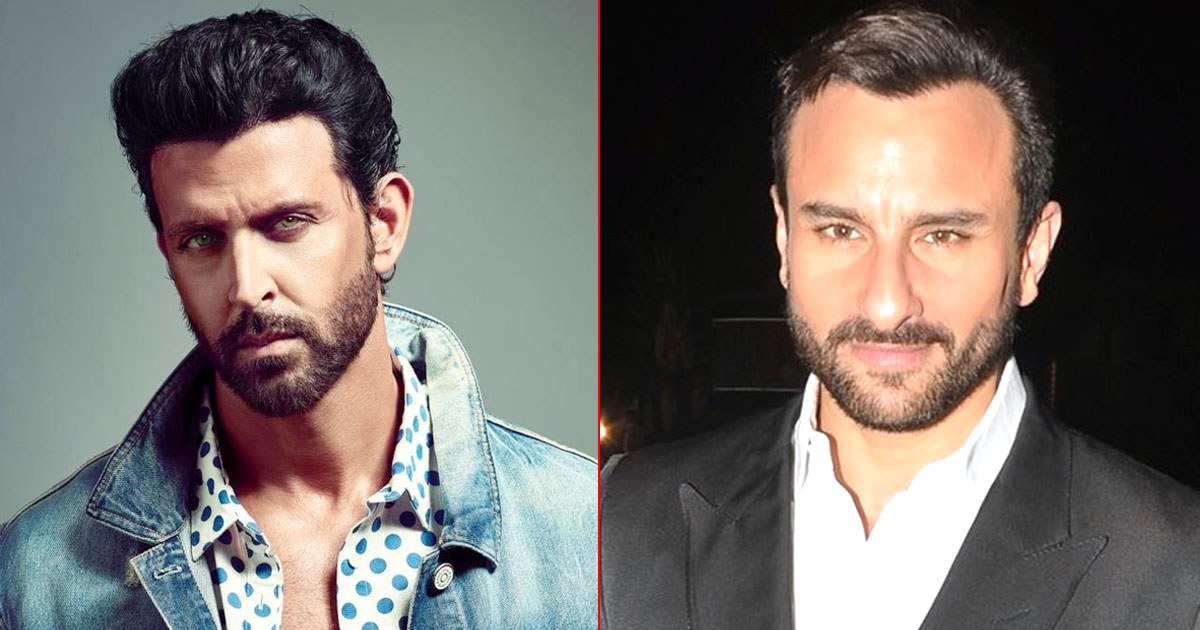 Vikram Vedha Remake: Saif Ali Khan Raises Fees To Play The Cop Alongside Hrithik Roshan?