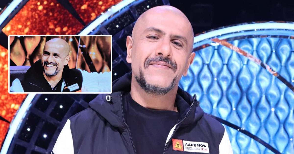 Vishal Dadlani selects photo for his funeral, netizens upset