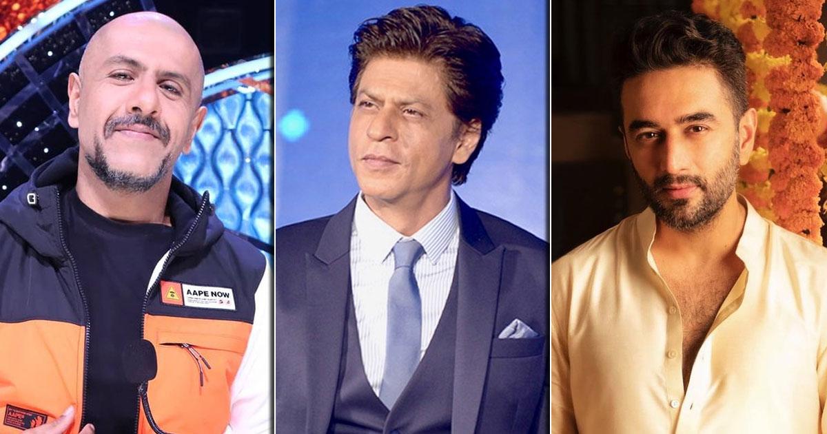 Vishal Shekhar To Compose For Shah Rukh Khan's Pathan